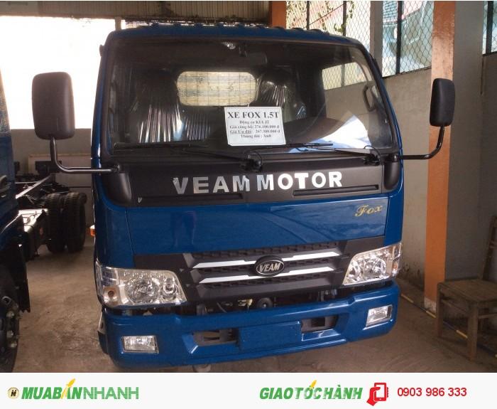 Xe tải Veam FOX MB 1490 Kg 0