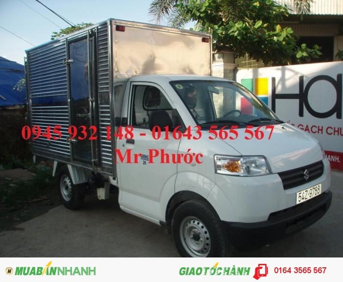 Xe SUZUKI 740kg giá rẻ/mua xe tải SUZUKI 740kg trả góp/đặc biệt có xe giao ngay