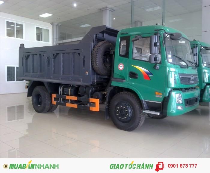 Xe ben Cửu Long 3.45 tấn 5 tấn 7 tấn có xe sẵn giao ngay, Bán xe ben Cửu Long 3T45 (Ben 3.45 tấn)