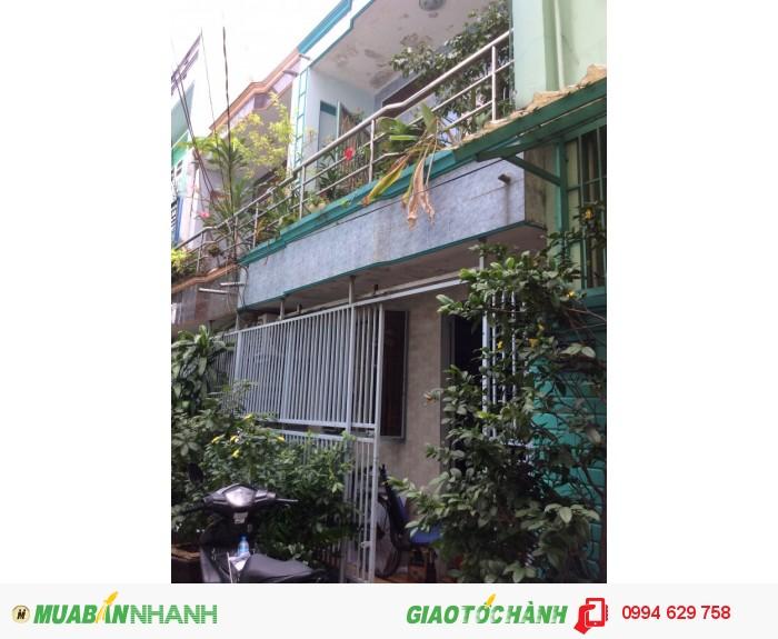 Nhà bán giá rẻ 1,35 tỷ, gần The RICHSTAR-Nova Land, đường Phan Anh, Q.Bình Tân