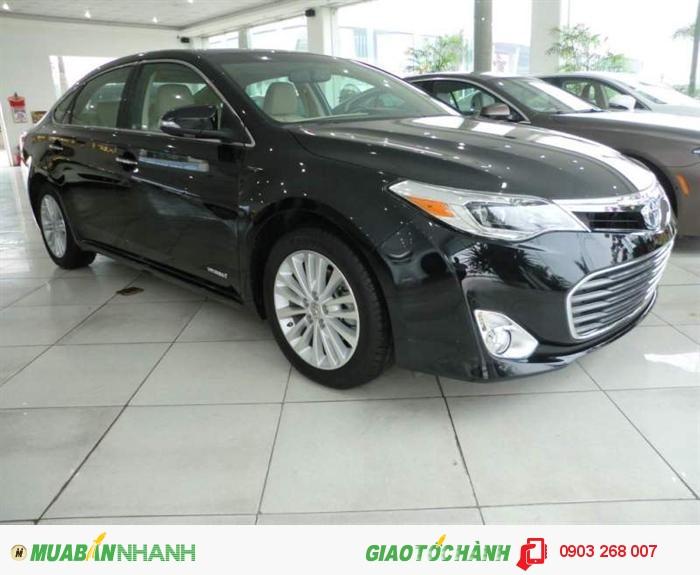 Toyota Avalon Hybrid Limited 2015