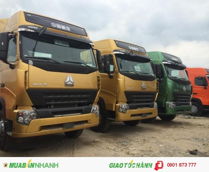 Cần bán xe đầu kéo Howo A7 375, 420 mã lực nhập khẩu giao xe ngay/Đại lý xe đầu kéo Howo A7