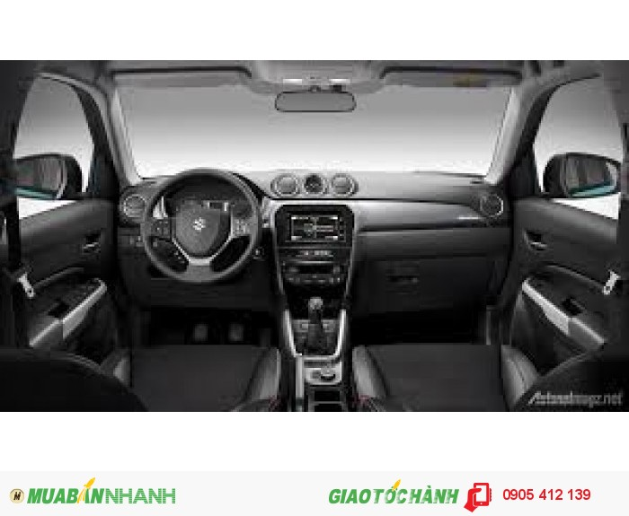Xe Suzuki Vitara 2015 mới, Suzuki vitara 2015 thế hệ mới.