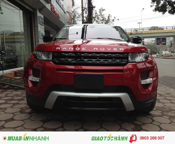 Land Rover Range Rover Evoque Dynamic 2015 đủ màu giao ngay