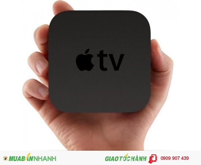 Apple Tivi Gen 3, Apple TV (Gen 3) Thiết bị giải trí Đầu phát HD Thế Giới KTS-New Seal