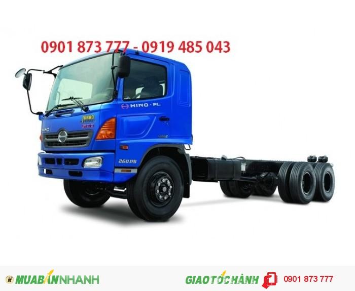 Cần bán xe tải Hino 6T4 (6.4 tấn), Mua xe tải Hino 6.4 tấn (6T4) có xe giao ngay