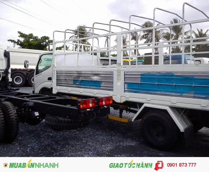 Thông số kỹ thuật xe tải Hino FG 9.4 tấn, Giá bán xe tải Hino 9T4, Xe tải Hino 9,4 tấn nhập khẩu thùng siêu dài