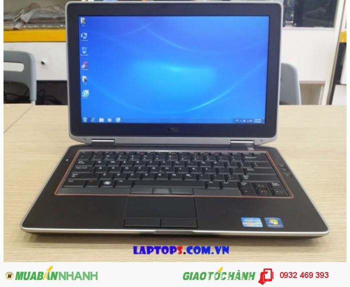 Bán laptop Dell E6420 tại TP HCM0