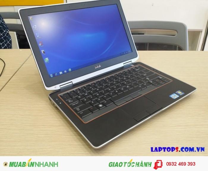 Bán laptop Dell E6420 tại TP HCM2