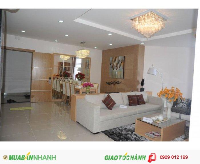 Bán căn hộ Himlam Q6 nhận nhà ở ngay DT 97m2 view đông nam giá 2,27 tỷ có VAT tầng cao