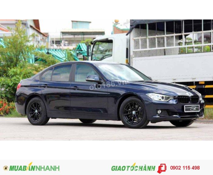 Xe BMW 320i 2014... xe mới như xe thùng