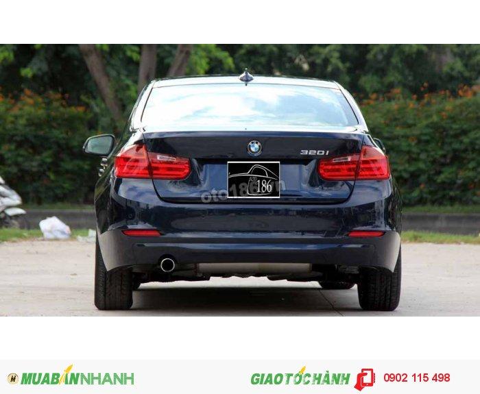 Xe BMW 320i 2014... xe mới như xe thùng 2