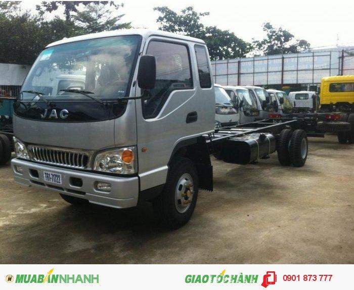 Bán xe tải JAC 1.5 tấn 0