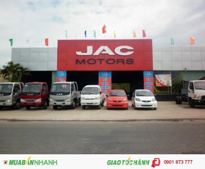 Bán xe tải JAC 1.5 tấn