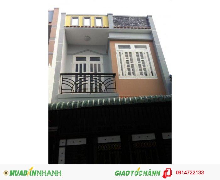 Bán nhà mới xây đường Quách Điêu, Bình Chánh