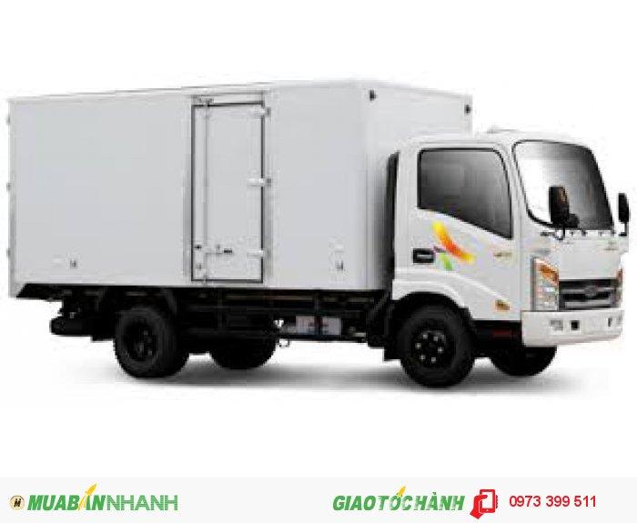 Xe tải Veam 3.5 tấn thùng dài 5m