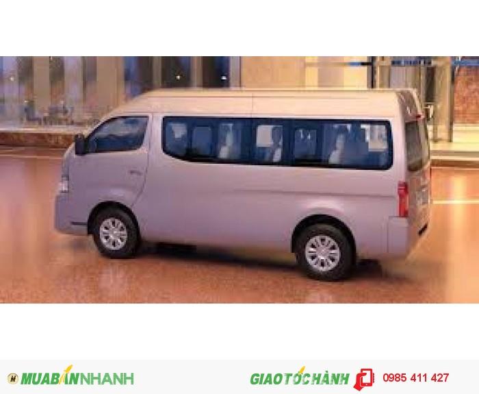 Xe Nissan Urvan NV350 2015