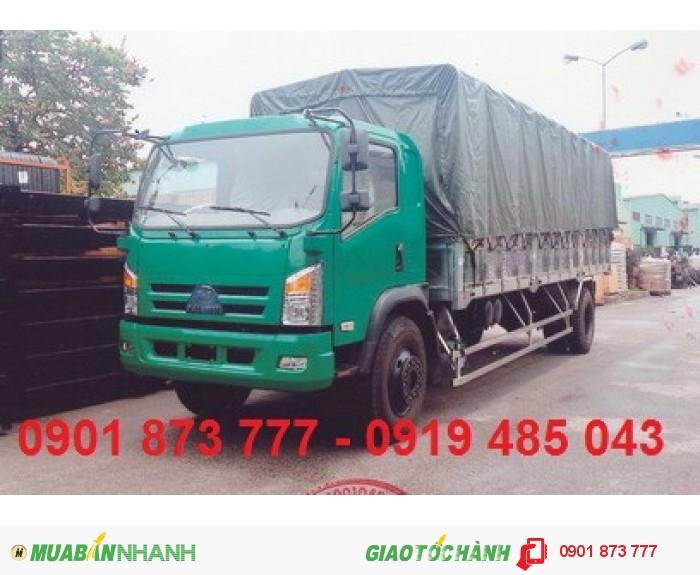 Cần bán xe tải Cửu Long 8 tấn (8T) giao xe ngay, Mua xe tải thùng 8T (TMT 8 tấn) thùng dài 9m3