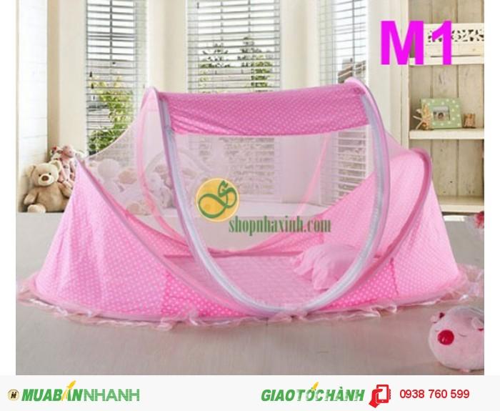 Mùng, màn chống muỗi trẻ em cao cấp NX11403