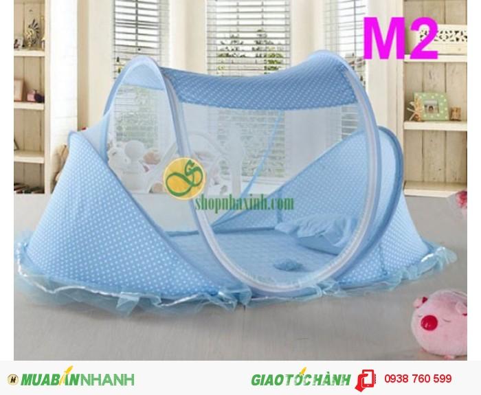 Mùng, màn chống muỗi trẻ em cao cấp NX11404