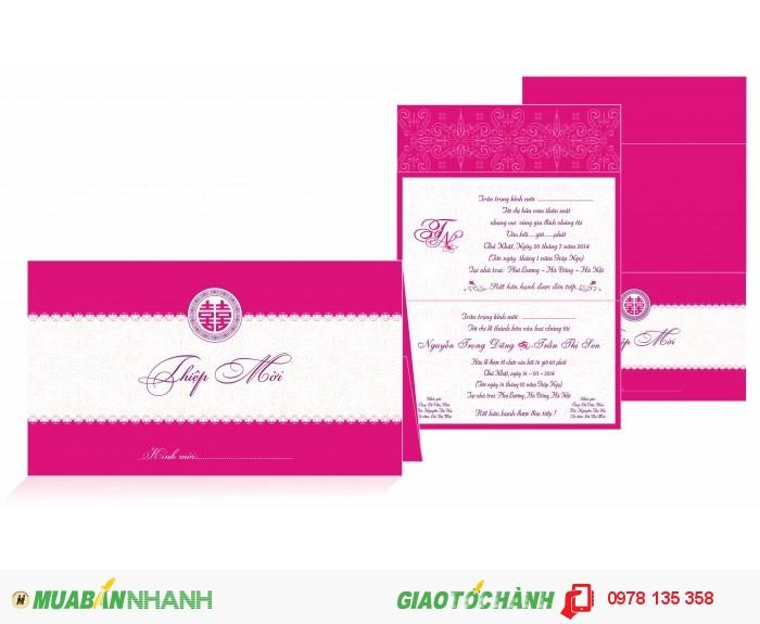 In thiệp cưới giá rẻ, tại Hà Nội