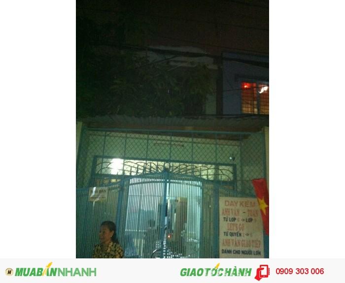 Bán nhà giá 2,3 tỷ đối diện UBND phường 27, gần chợ Thanh Đa