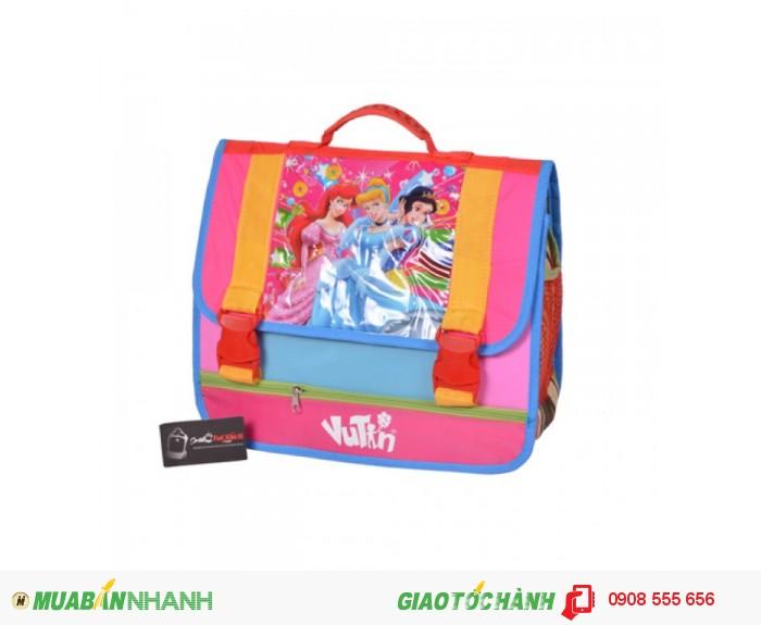 Cặp sách Vũ Tín hình công chúa CKCHS0115002