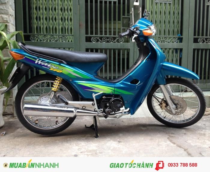Wave ZX dọn Style 110 Thái, máy full 110, xe keng từng con ốc