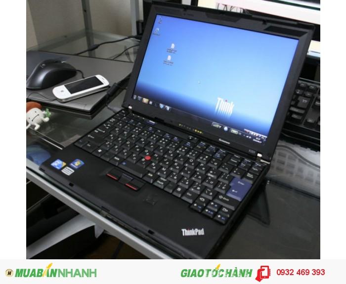 Laptop IBM X201 core I5 giá cực tốt0