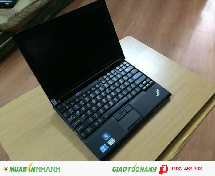 Laptop IBM X201 core I5 giá cực tốt1