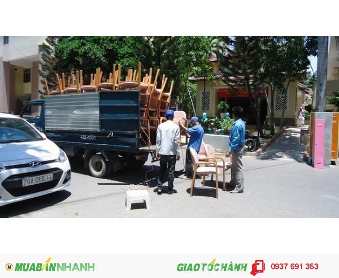 Nhận chuyển hàng Nha Trang – Đà Nẵng