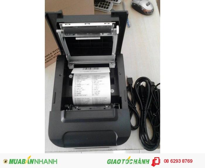 Chuyên cung cấp máy in hóa đơn cho quán ăn, quán cafe, shop, siêu thị...