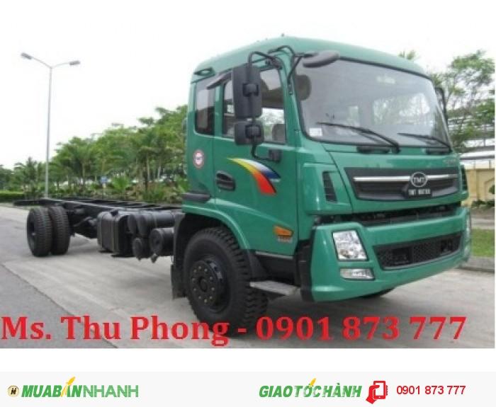 Xe tải thùng TMT 500kg, 900kg, 1.5 tấn