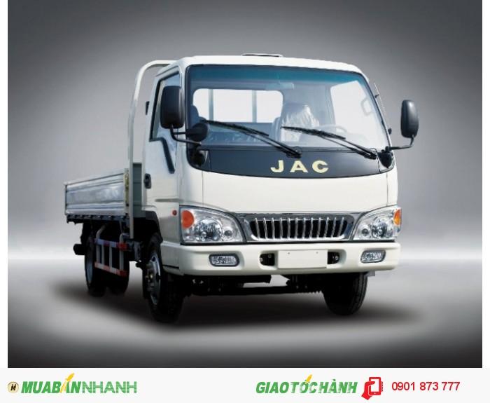 Đại lý xe tải JAC 1,99 tấn 2,4 tấn 3,45 tấn 4,9 tấn 6,4 tấn 8,35 tấn 0