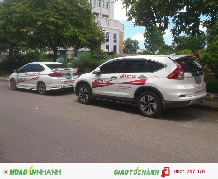 Honda ôtô tổ chức chương trình lái thử xe ô tô mới
