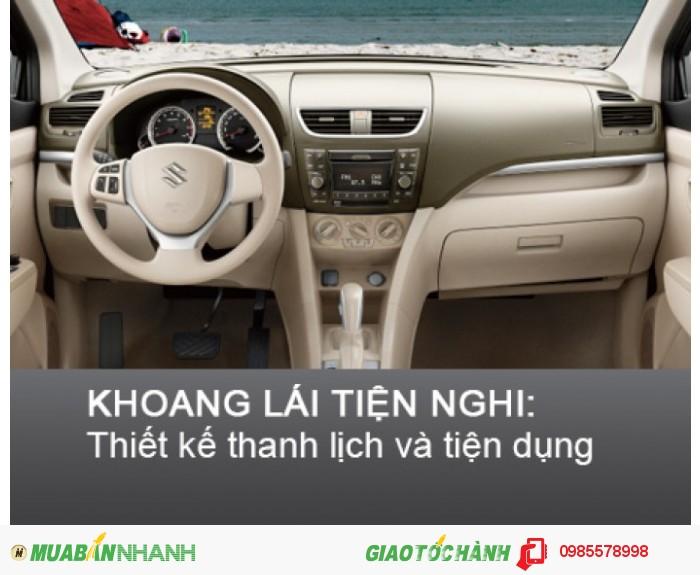 Bán xe Suzuki Ertiga 2017, giá tốt