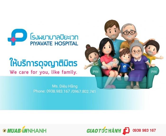 Phẫu thuật thẫm mỹ kết quả thành công mỹ mãn tại Piyavate Thailand