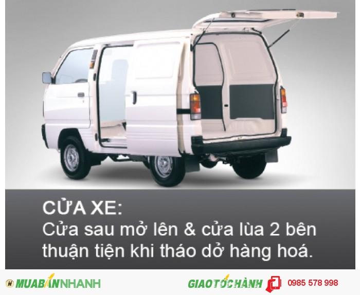 Bán xe Suzuki Blind Van 580kg
