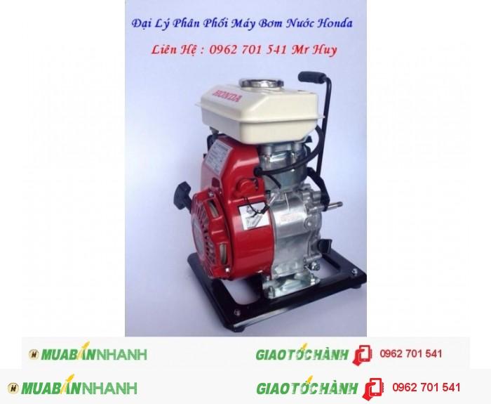 Máy bơm nước chạy xăng F154 động cơ Honda GX100