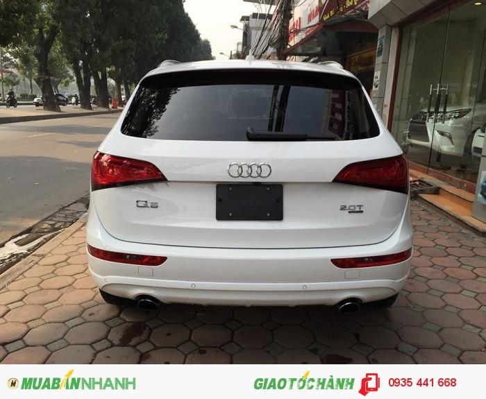 Audi Q5 sản xuất năm 2015 Số tự động Động cơ Xăng