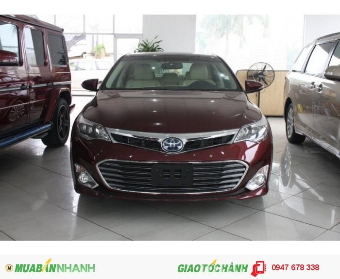 Toyota Avalon Hybrid sản xuất năm 2015 Số tự động Hybrid