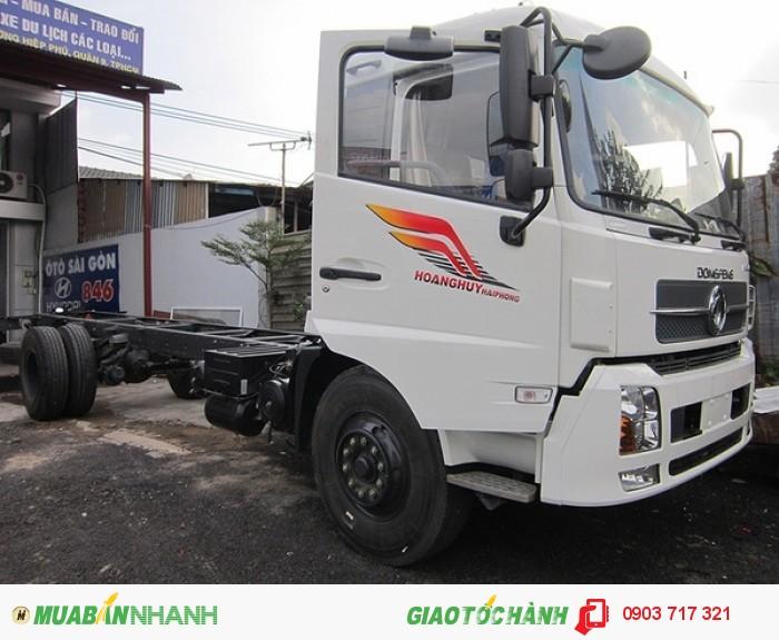 Chuyên bán xe tải DongFeng B190 nhập khẩu. Bán trả góp xe tải DongFeng B190 0