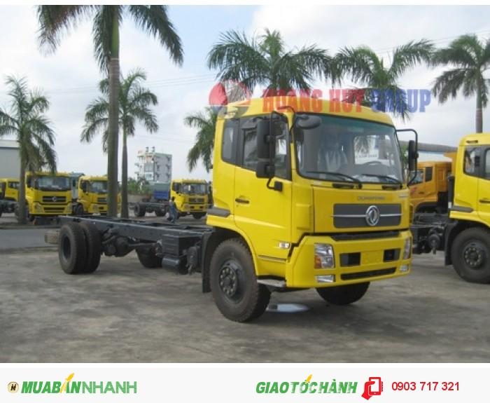 Chuyên bán xe tải DongFeng B190 nhập khẩu. Bán trả góp xe tải DongFeng B190