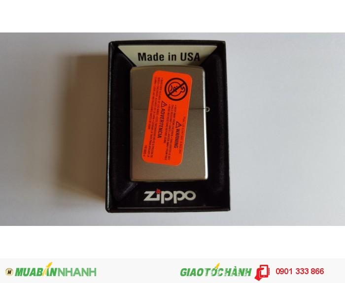 Bật lửa Zippo2