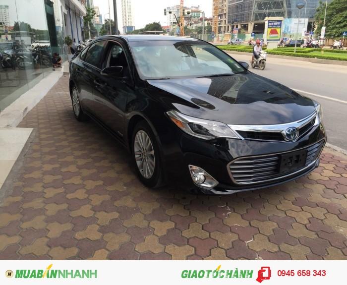 Bán xe Toyota Avalon 2015 nhập khẩu mỹ, giá cực tốt