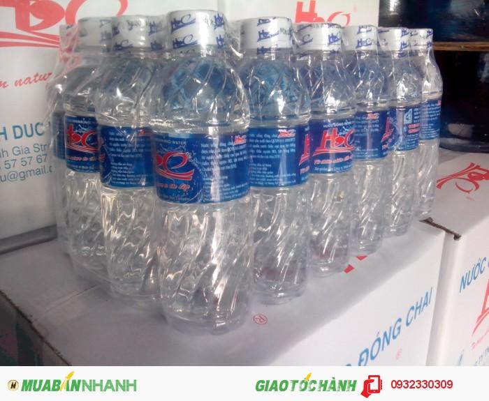 Khuyến mãi nước tinh khiết H2O - Vũng Tàu