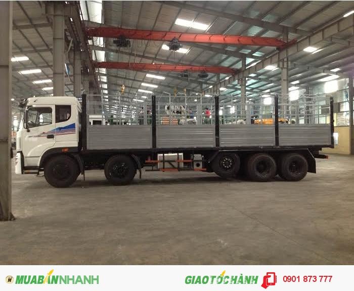 Chuyên bán xe tải Dongfeng Trường Giang 5 chân 22 tấn giá rẻ