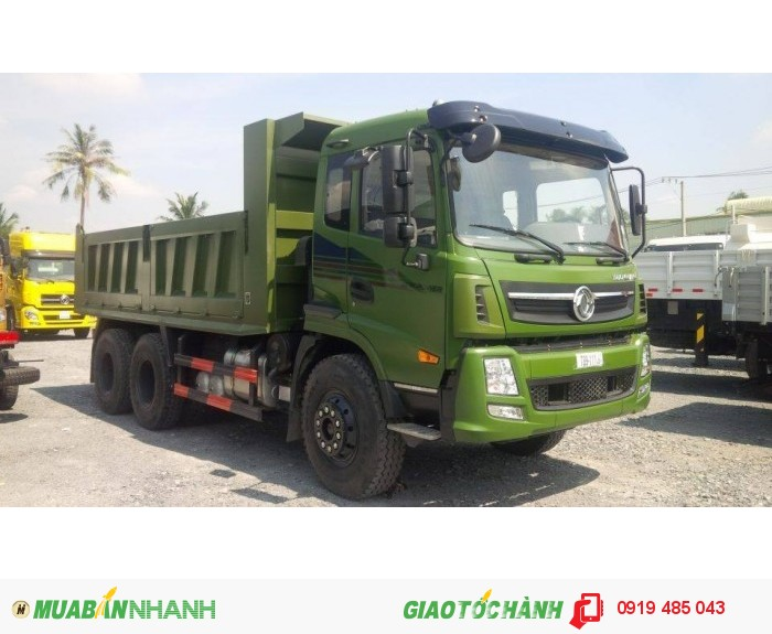 Xe tải ben, xe tải tự đổ Dongfeng Trường Giang 7.8 tấn 8.5 tấn 9.2 tấn 14 tấn giá rẻ,có xe giao ngay 0