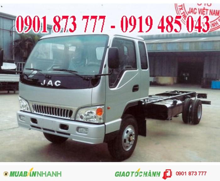 JAC Tải nặng sản xuất năm 2016  Xe tải động cơ Dầu diesel