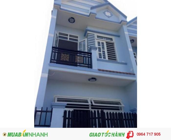 Cần nhượng căn nhà 1 lầu 1 trệt, có tổng diện tích sàn là 100m2